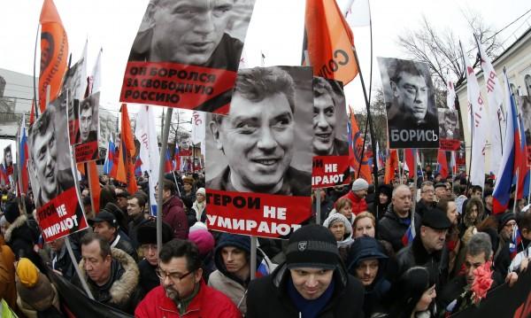 Москва отказа паметна плоча за Немцов