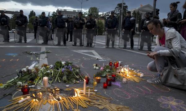 Изплащат обезщетения на семействата на загиналите полицаи в Куманово