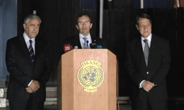 Размразяване на ледовете: Нови преговори за Кипър