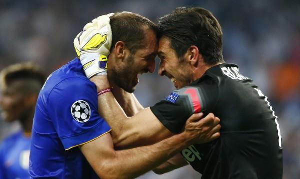 Ювентус разплака Реал насред Мадрид