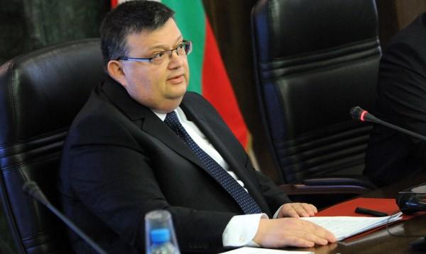 Цацаров не ще НС да сменя обвинител №1