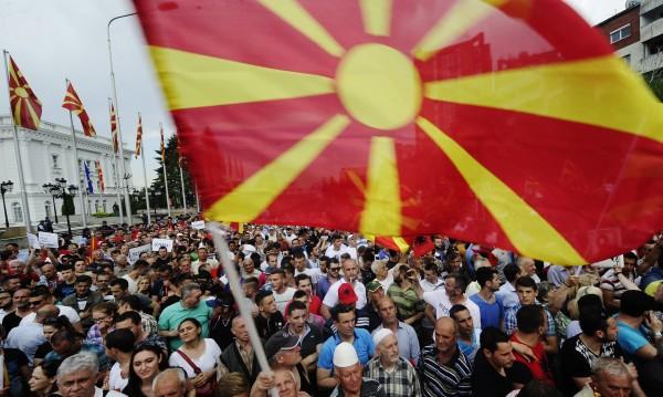 Основният проблем пред Македония е изолацията