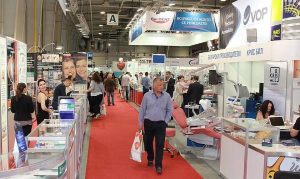 Над 120 новости в медицината посрещнаха посетителите на Булмедика/Булдентал