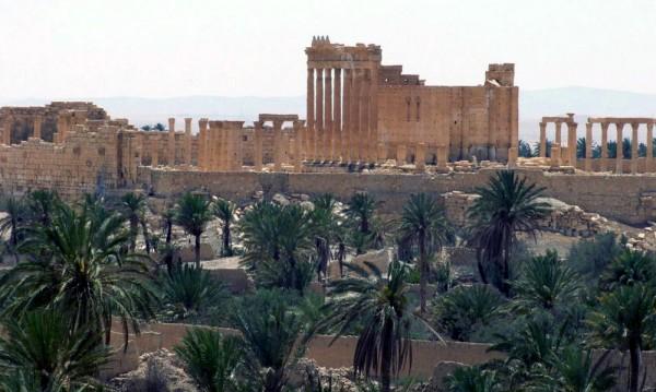 ИД установи пълен контрол над историческия град Палмира в Сирия