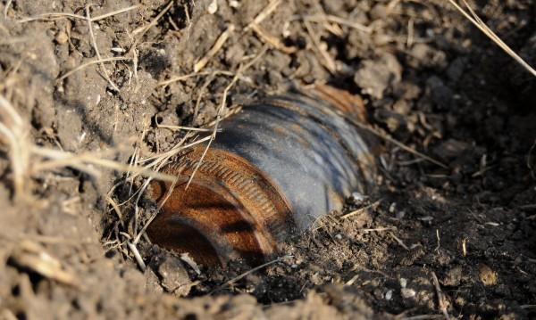 Дядо откри невзривен боеприпас в Смядово