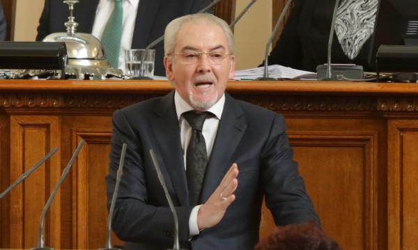 Местан смъмри Радан, скочи на Патриотите: Фашисти!