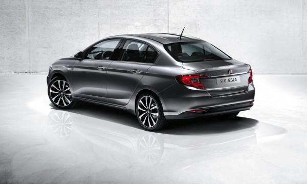 Fiat показа нов седан в Истанбул