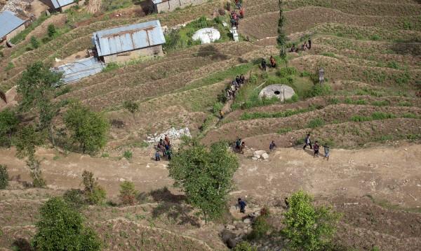 Евакуация в Непал заради потенциални наводнения