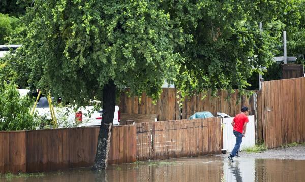 Трима загинали при наводнения в САЩ