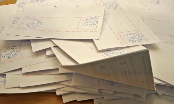 Печатат бюлетините за местните избори в Румъния?