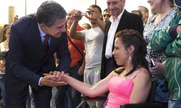 Президентът подкрепи 201 младежи в неравностойно положение