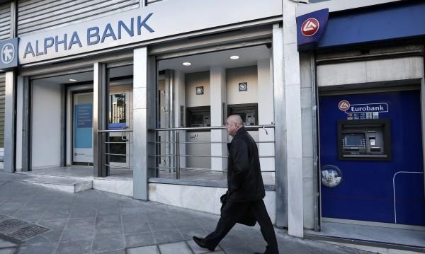 Гръцките банки все по-зависими от финансирането на ЕЦБ
