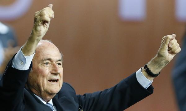 Скандал ли? Блатер бе преизбран начело на ФИФА