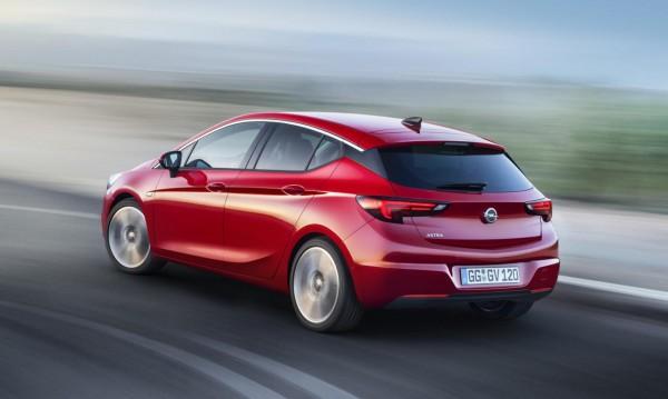 Това е напълно новата Astra на Opel
