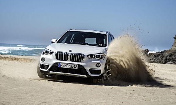 BMW представи второто поколение X1