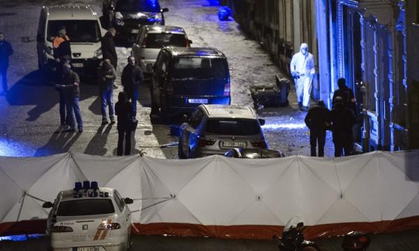 В Белгия избухна скандал заради снимки с шампанско до трупове на терористи