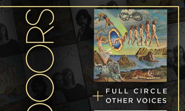 Пускат на винил и CD два албума на The Doors