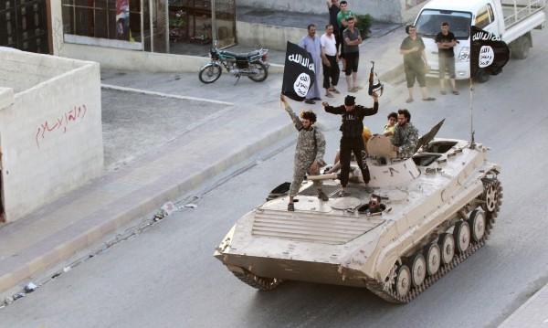 Промяна на баланса на силите на ислямистките терористи