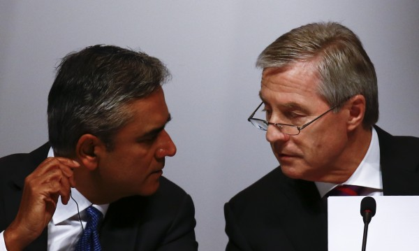 "Двама директори на ""Дойче банк"" подадоха оставки"