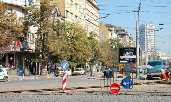 Следващото трафик шоу – Руски паметник