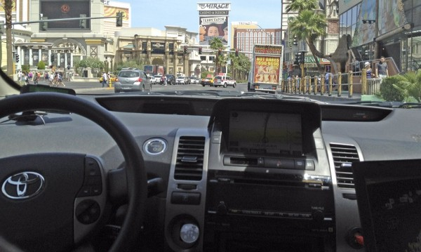 Безпилотните автомобили и шофьорските грешки
