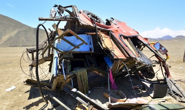 Камион падна в пропаст в Перу, 17 загинаха