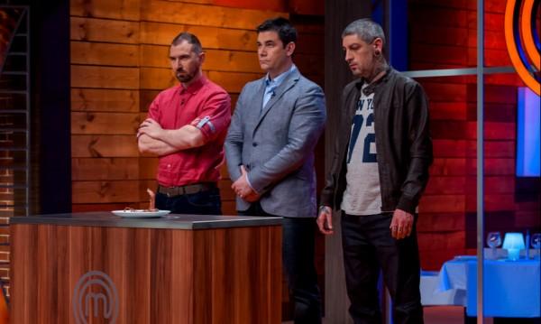 Виктор, Андре и Петър – сексимволите в кухнята