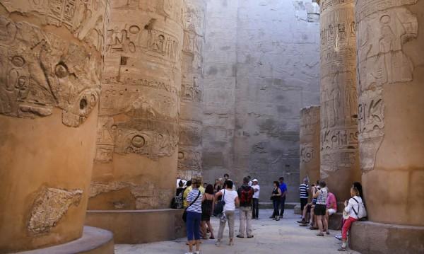 Осуетен атентат срещу храм в египетския град Луксор