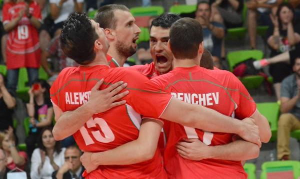 България се справи и с Канада в Световната лига