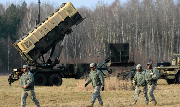 САЩ може и да разположат танкове в България