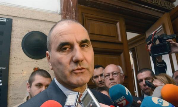 Орешарски бил виновен за проблемите на полицаите