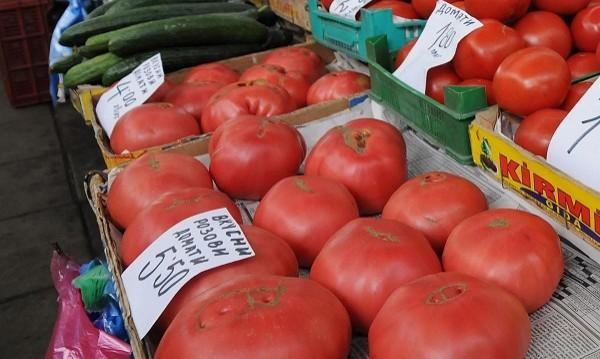 """Пазим розовия домат """"Идеал"""" с пари от Европа"""