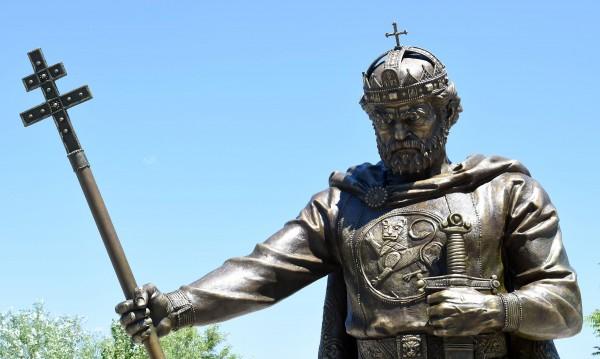 Паметникът на Самуил – културен факт!!!