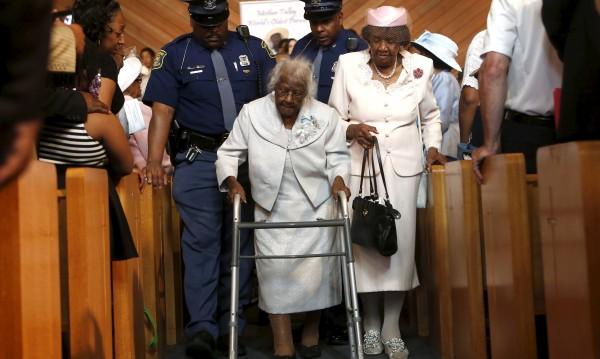 Най-възрастният жител на планетата почина на 116 г.