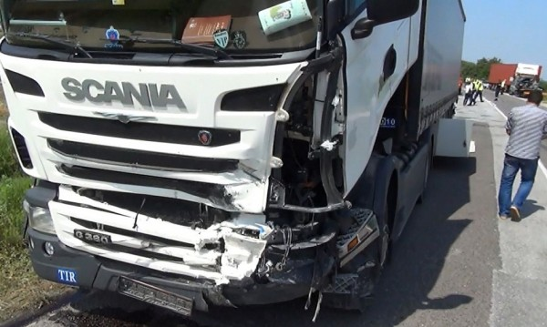 Трупът край Пловдив – заради опасен завой