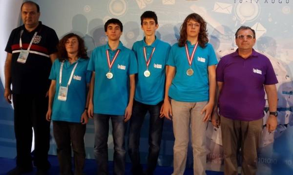 Ясен е българският отбор по информатика за Балканската олимпиада