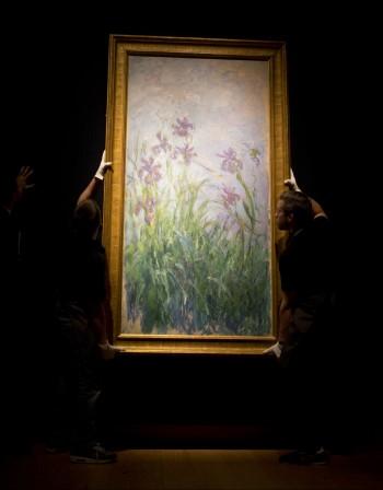 Картината на Клод Моне продадена за $17,2 млн.