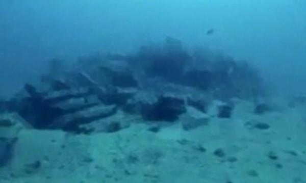 """Цоп! И древноримски кораб """"изскача"""" край Сардиния"""