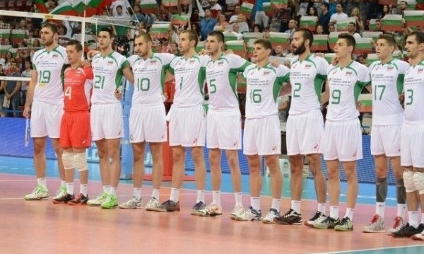 Волейболистите на 1/2-финал в Баку след бой над Турция