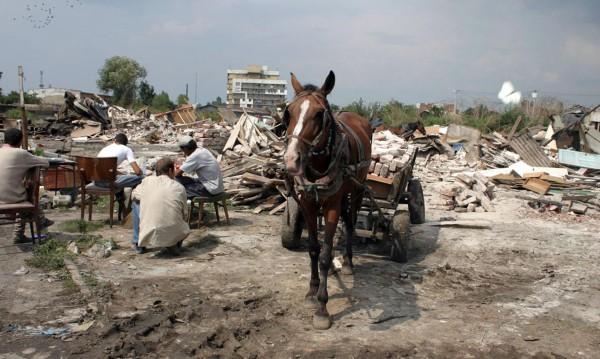 Ромски обръчи обграждат най-големите ни градове