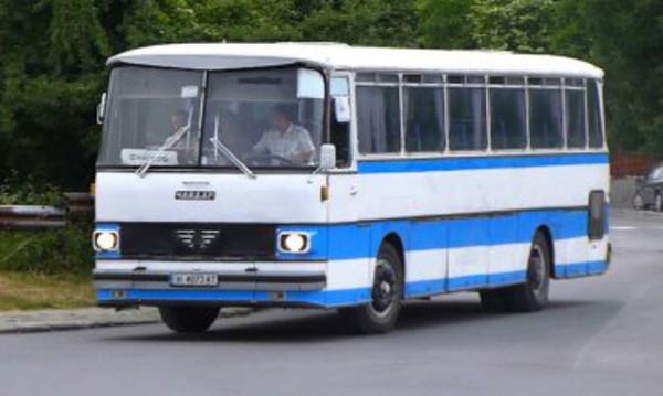"Реставриран автобус ""Чавдар"" отива на ретро парад"