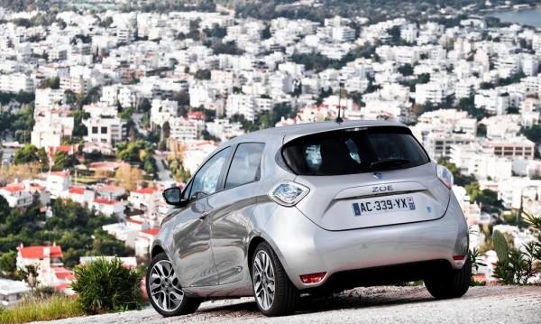 Renault-Nissan - 250 000 продадени електрически коли