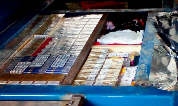ТИР-ове изнасят тайно цигари: По 2300 кутии на ден