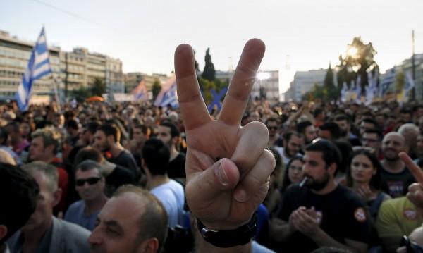 """Гърция """"на кантар"""": 44% казват """"да"""" на референдума, 43% - """"не"""""""