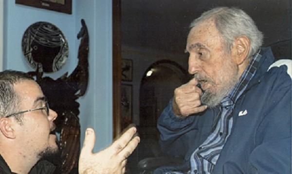 Фидел Кастро се появи след три месеца