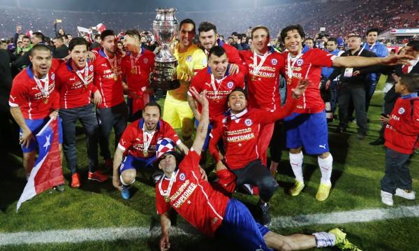 Чили разплака Меси и компания и триумфира на Копа Америка