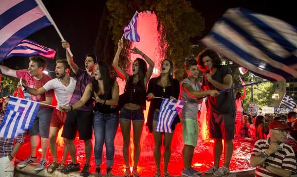 Гръцкото Όχι изгори мостовете между Европа и Гърция