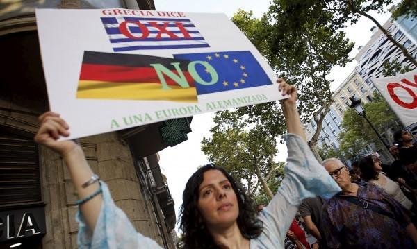 """Гръцкото """"не"""" – кошмарът на евроархитектите"""