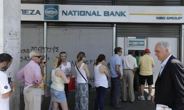 Гърция обмисля удължаване на банковата ваканция