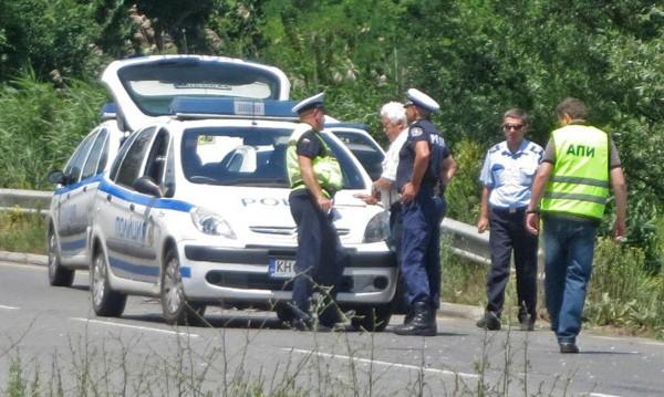 Един загина, четирима са ранени в катастрофа край Русе
